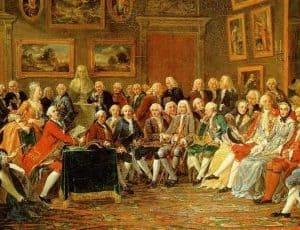 Siglo XVII-Cuestiones de perspectiva. Los límites del Siglo XVIII. Las luces