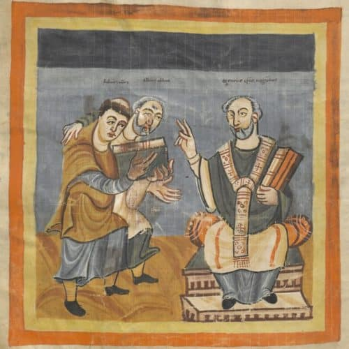 Cynewulf y sus sucesores