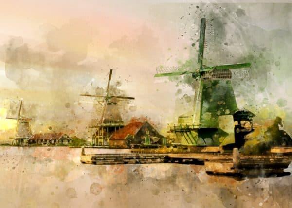 Tradición neerlandesa