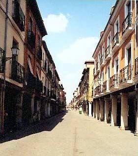 Alcalá de Henares-Calle Mayor