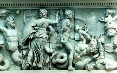 Ártemis-Diana-Iconografía