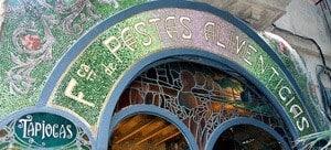 Antigua Casa Figueres-Modernismo