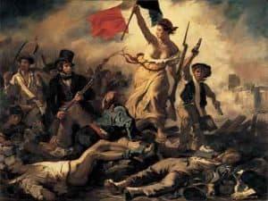 """Literatura y revolución-""""siglo de las revoluciones"""""""