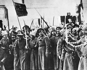 revolución rusa-Totalitarismos