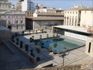Valencia la almoina -plaza