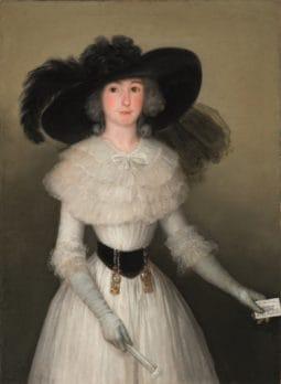Adán de Yarza, -María Ramona de Barbachano