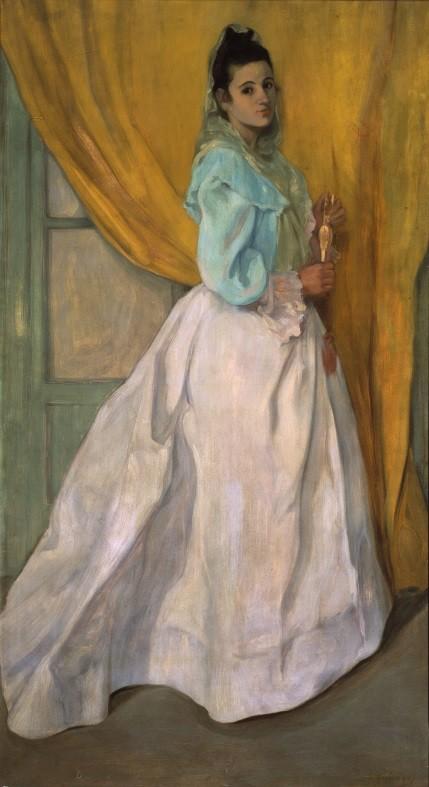 Mujer de Alcalá de Guadaíra-Zuloaga