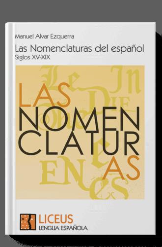 Las nomenclaturas