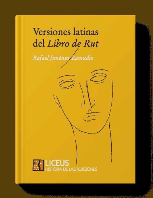 Versiones latinas Libro de Ruth