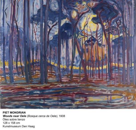 Piet Mondrian -Reina Sofía