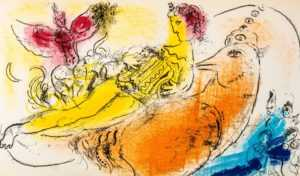 Marc Chagall Tabla 13