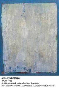 Anna-Eva Bergman-Exposición