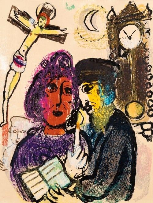 Marc Chagall-Fundación Barrié