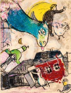 Barrié de la Maza- Chagall