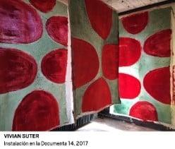 Vivian Suter-Exposición
