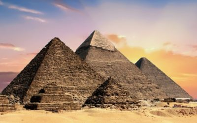 Historia Antigua-Pirámides