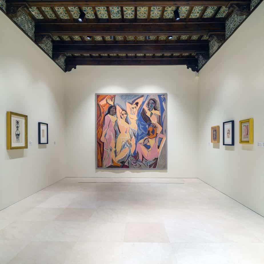 Diálogos con Picasso-Museo