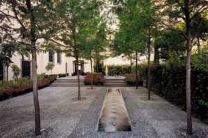 Diálogos con Picasso-Jardín
