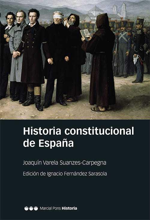 Historia constitucional-Marcial Pons