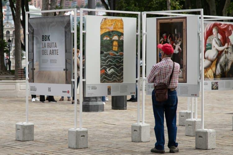 La Ruta del Arte-Bellas Artes Bilbao