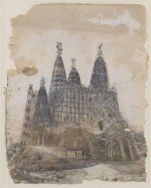 Museu Nacional -Gaudí donación
