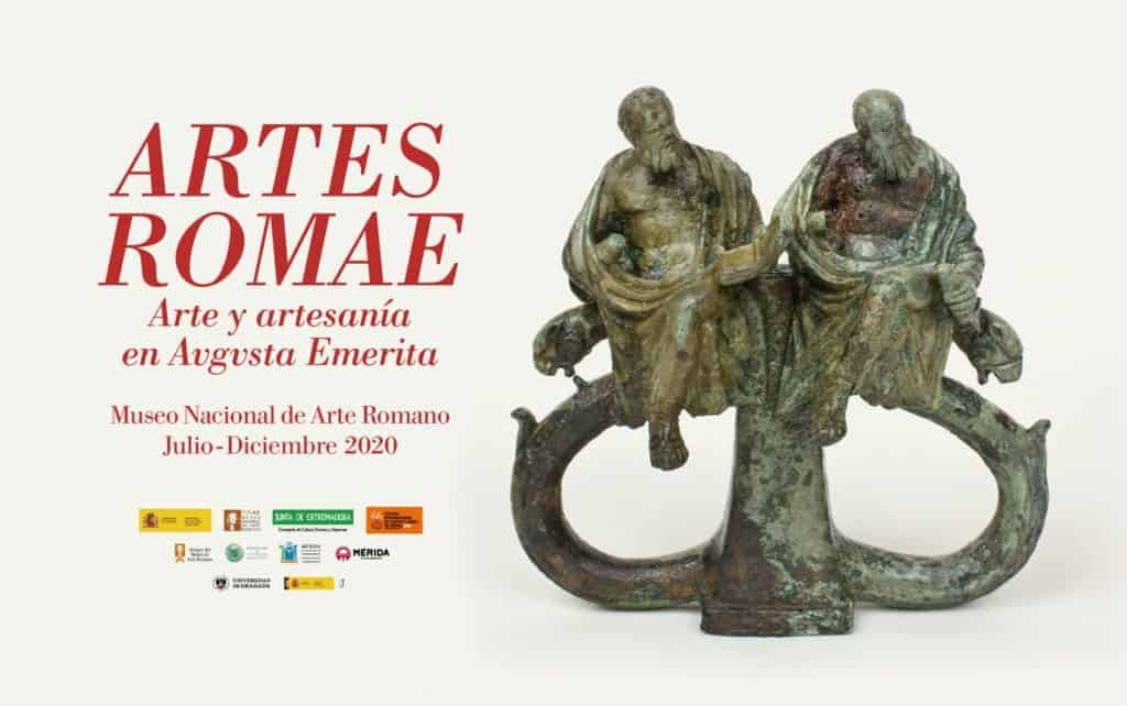 artes-romae-Museo arte romano