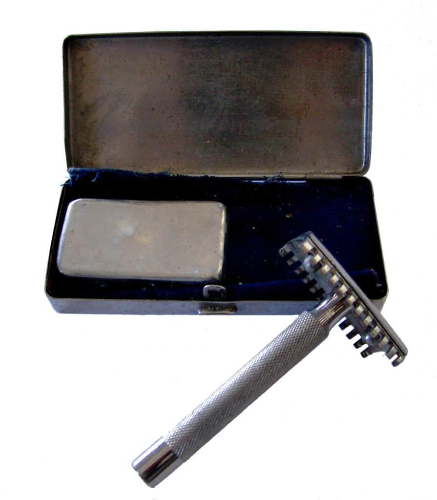 afeitadora-Museo Olivenza