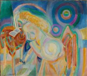 Robert Delaunay -Colección Valdés