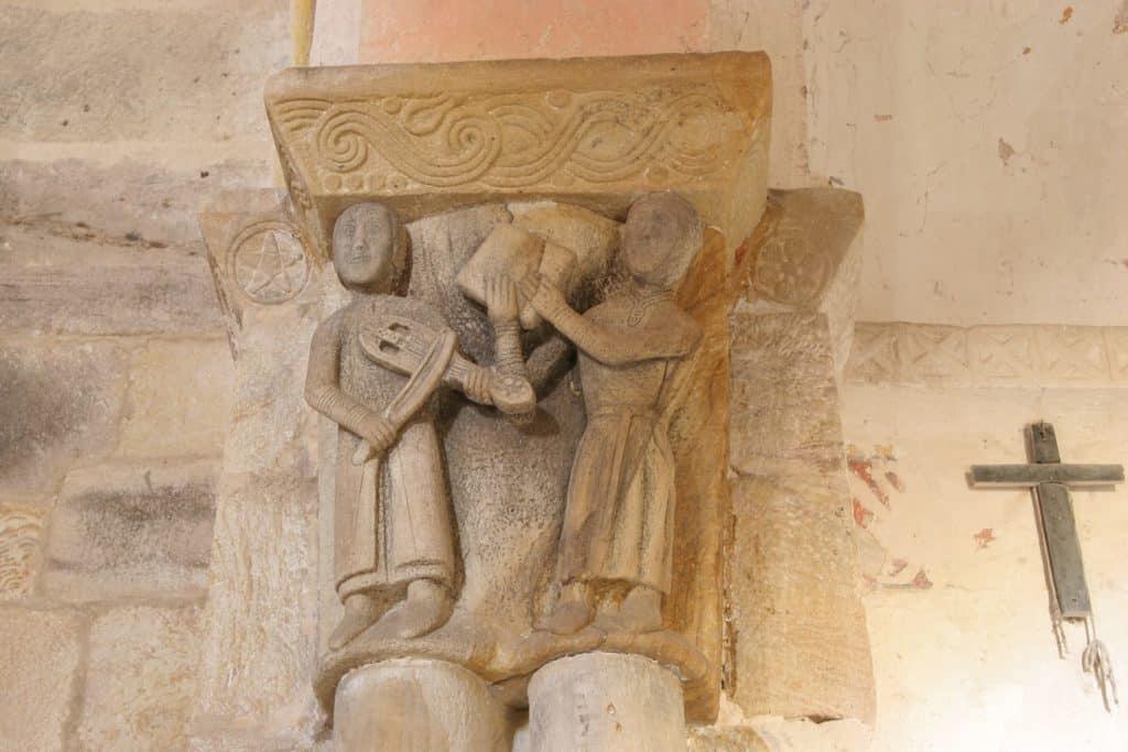 la mujer en los siglos del románico-1