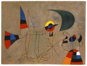 Nº2 Pájaro- Joan Miró