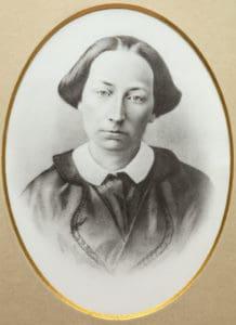 Concepción Arenal retrato