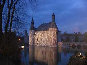Castillo de jehay-bodegnée