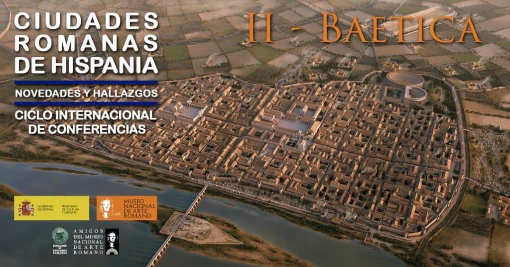 Conferencias ciudades romanas