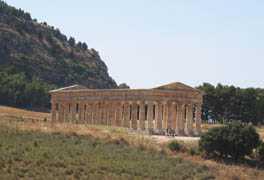 Sicilia templo de segesta