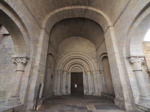 Catedral de Jaca-Lonja