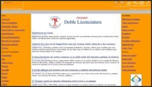 Liceus2001 Humanidades en Internet