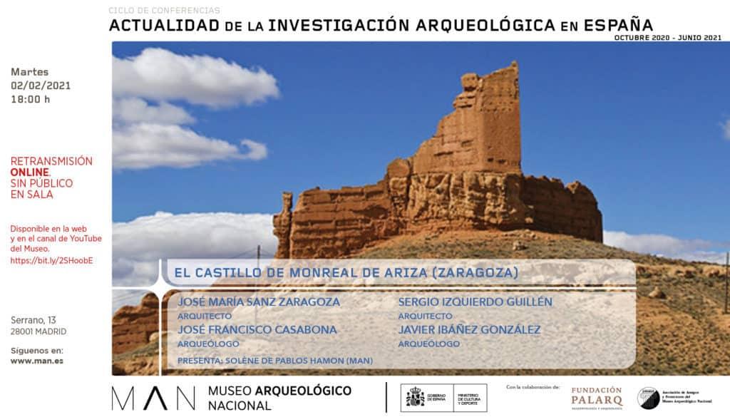 Castillo Monreal de Ariza