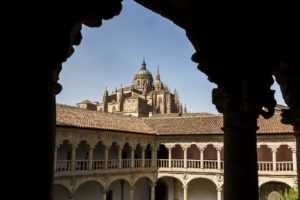 Salamanca claustro