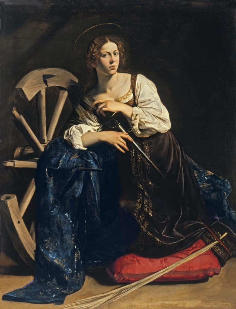 Mujeres en la Filosofía- Santa Catalina