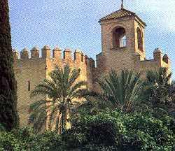 Muralla exterior-Córdoba