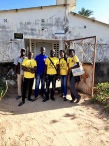 Cooperación-Luces para Senegal