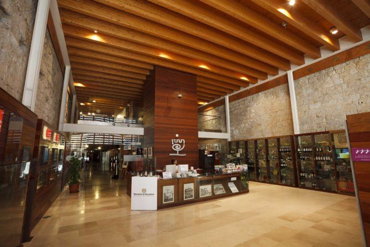 Nuevas tecnologías museo del vino 1
