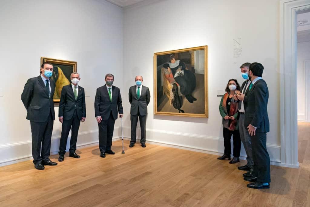 Programa iberdrola-museo 2020 de conservación y restauración