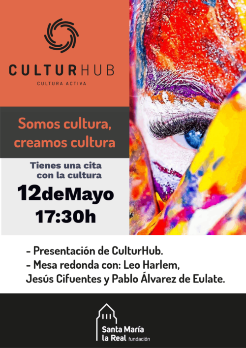 Cultur hub 12mayo-CulturHub