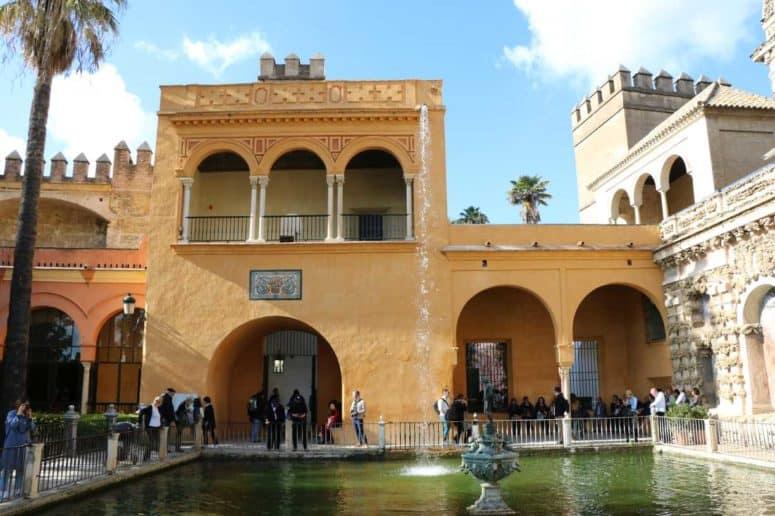 Real Alcázar de Sevilla-1