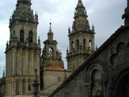 Santiago terraza de la catedral