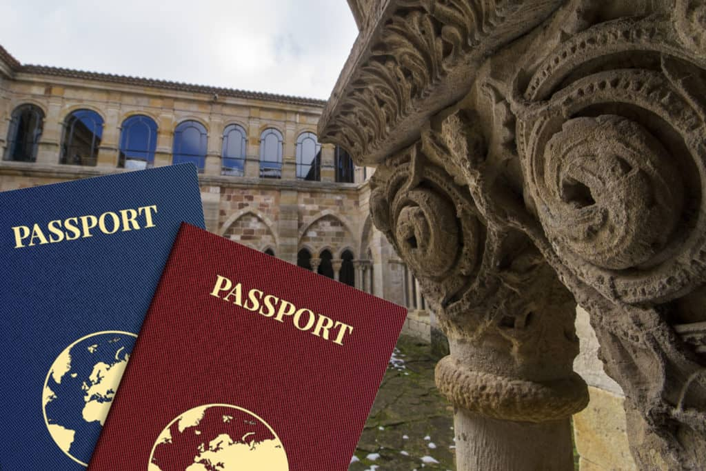 Pasaporte: destino románico