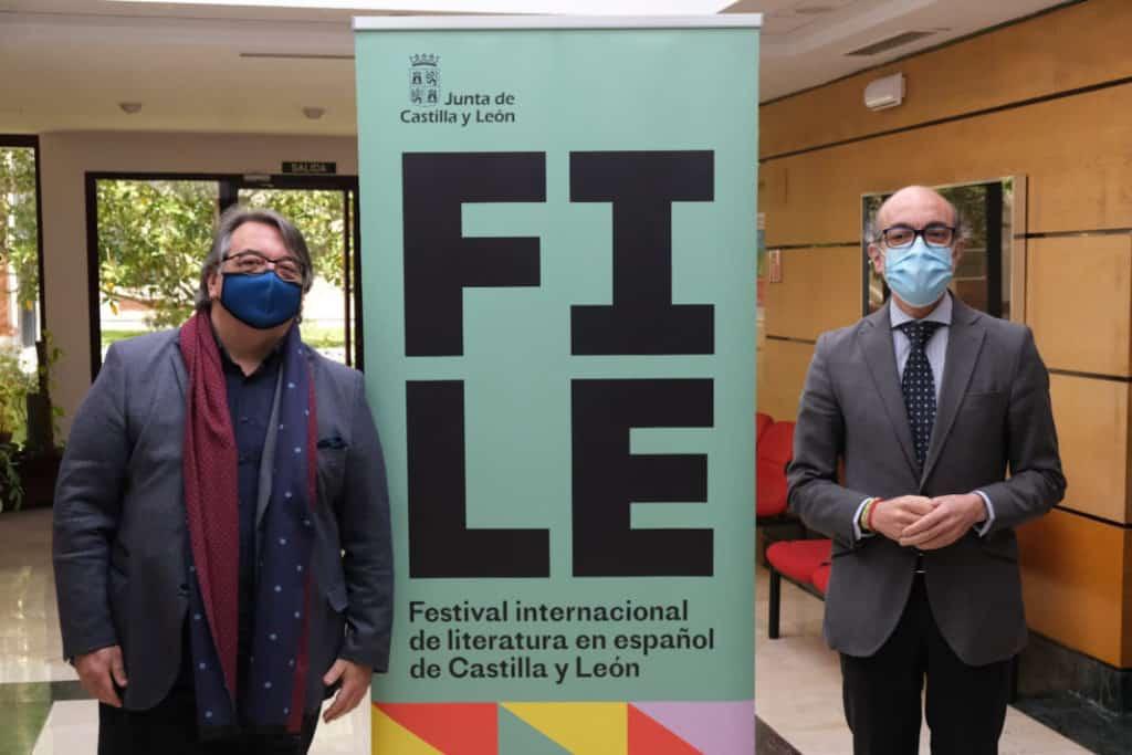 File festival internacional de literatura