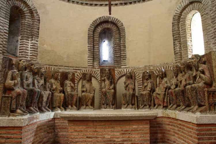 Románico de Salamanca-Alba de tormes san juan
