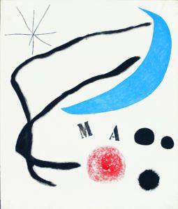 08 Joan Miró-Poeme III